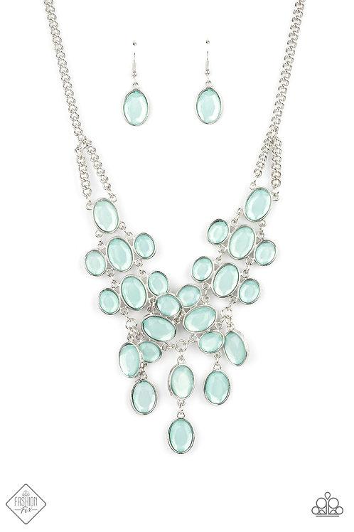 Serene Gleam - Blue