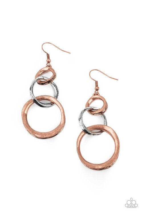 Harmoniously Handcrafted - Copper
