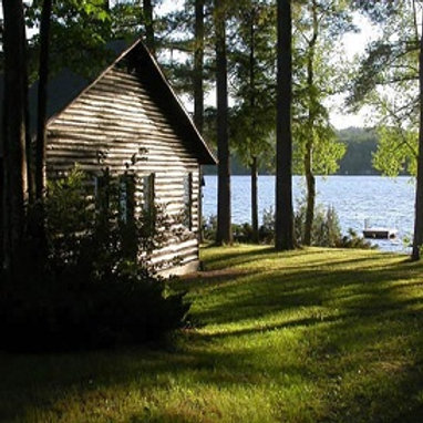 The Cabin by the Lake