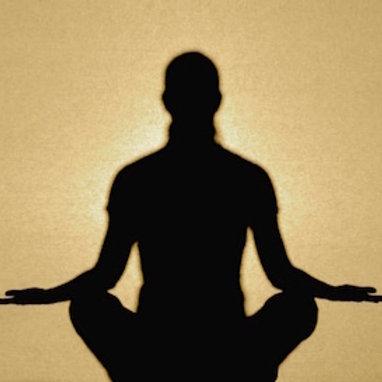 Posture Instruction Meditation