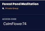 CalmFlowerAccessCode.jpg