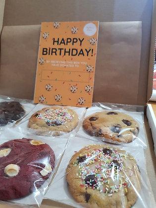 MoMa's Birthday Box