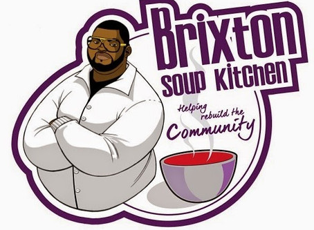 Brixton Soup Kitchen - Giving a Helping Hand