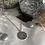 Thumbnail:  Sautoir médaille martellée Argent