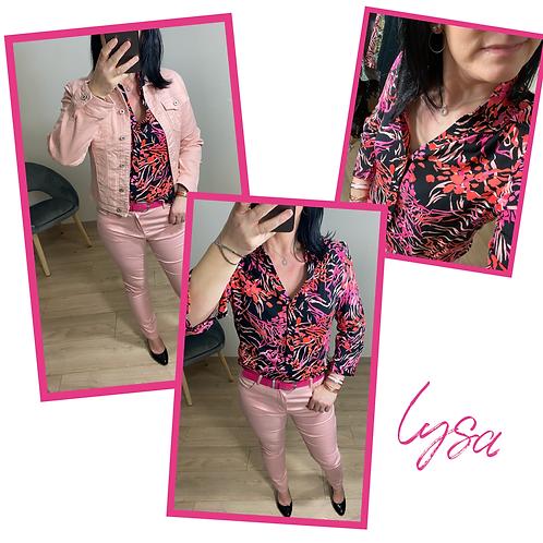 Lysa (Rose-Orange)