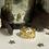 Thumbnail: Bague Fleurs Dorée