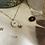 Thumbnail: Collier Médaille Noire et Or