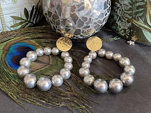 Merveilleuse Gris perlé