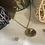 Thumbnail: Collier Feuille de Palmier Or