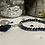 Thumbnail: Bracelet Perles Facettes Bleu Nuit