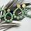 Thumbnail: Merveilleuse Vert Amande (petit modèle)