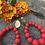 Thumbnail: Merveilleuse Rouge (petit modèle)