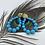 Thumbnail: Merveilleuse Turquoise (petit modèle)