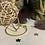 Thumbnail: Créoles façon perles Dorées#