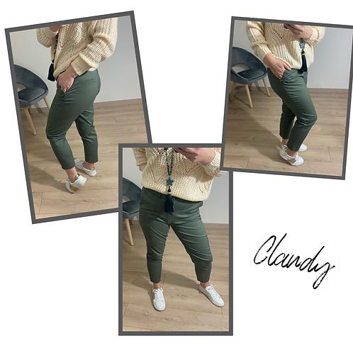 Claudy