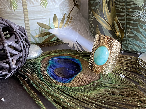 Insouciante turquoise