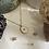 Thumbnail: Collier Médaille Blanche et Or