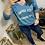 Thumbnail: Friend Bleu outremer