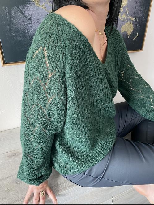 Isabelle Vert Olive