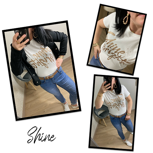Shine Blanc #