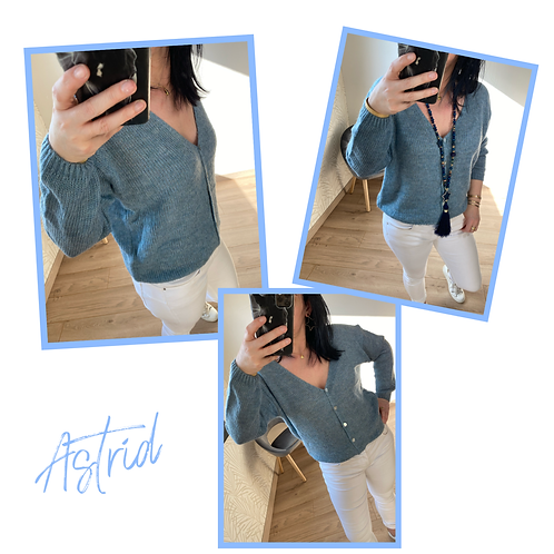 Astrid (Bleu ciel)