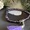 Thumbnail: Bracelet perles Facettes Violet