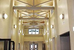 Yucaipa School Corridor