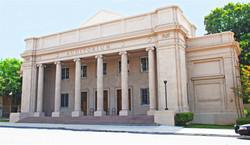 San Fernando Auditorium Restoration