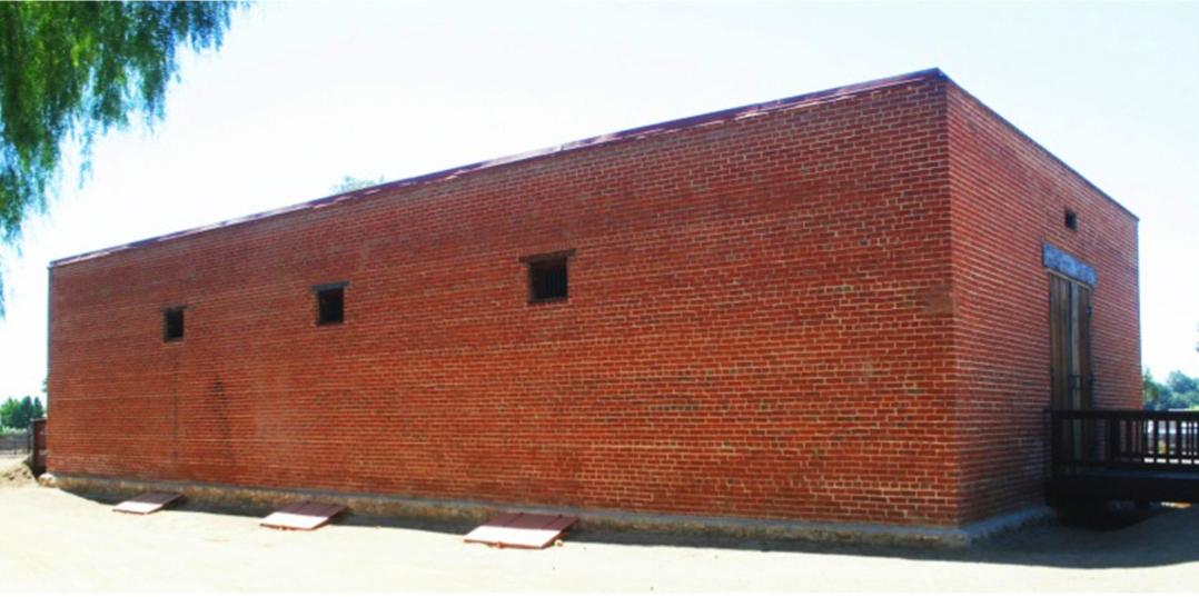 Jensen Winery Foundation Restoration