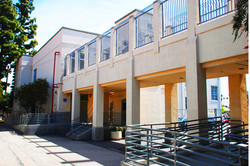 New bridge and elevator for San Fernando Elementary School