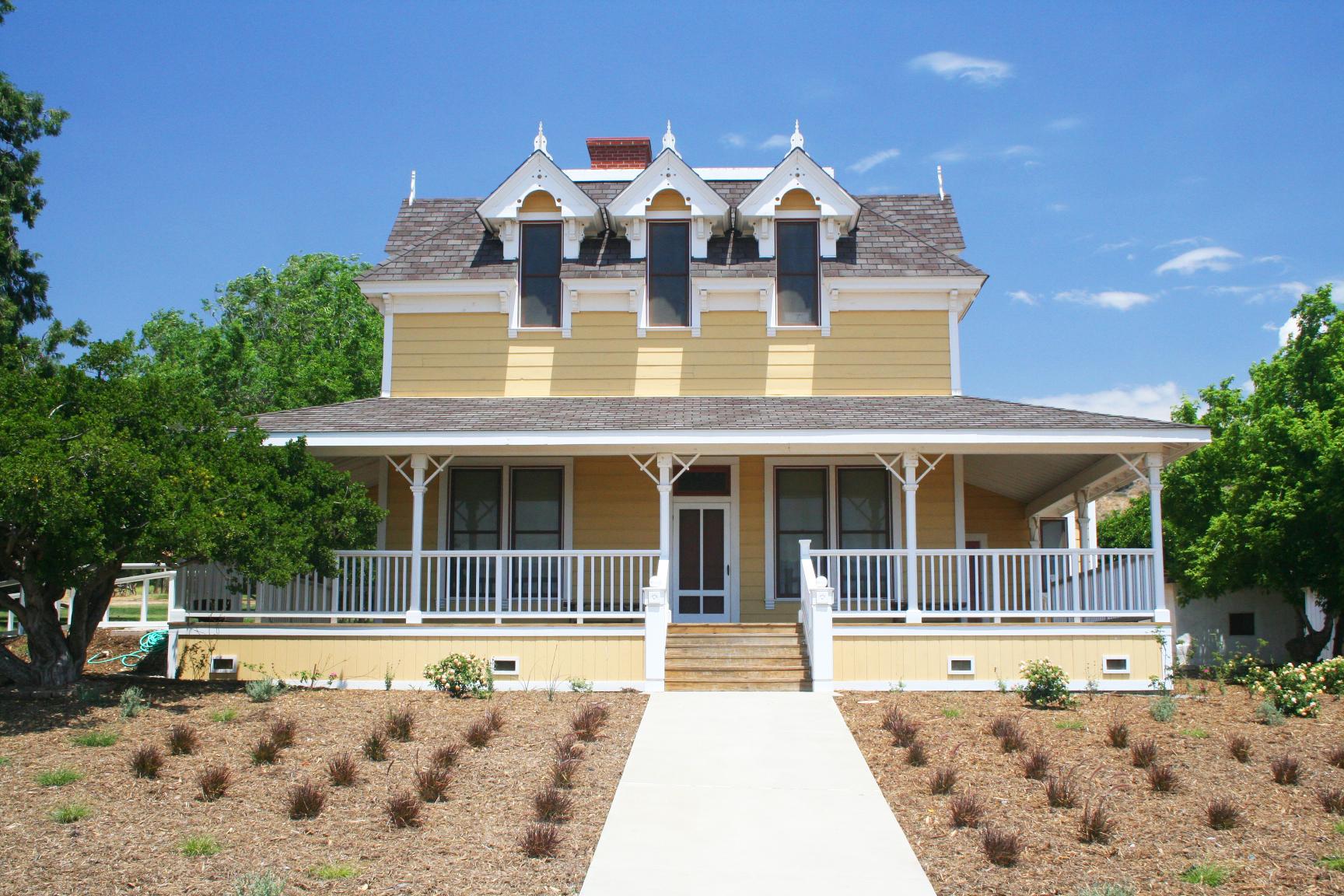 House at Gilman Ranch