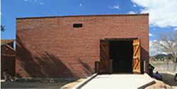 Jensen Winery Foundation Restoration - Entrance