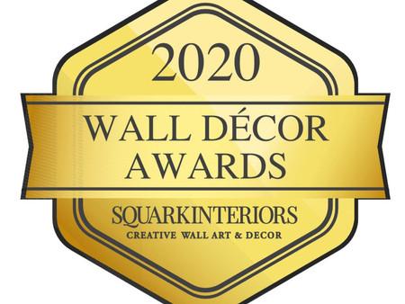Squark Interiors Wall Art Awards 2020