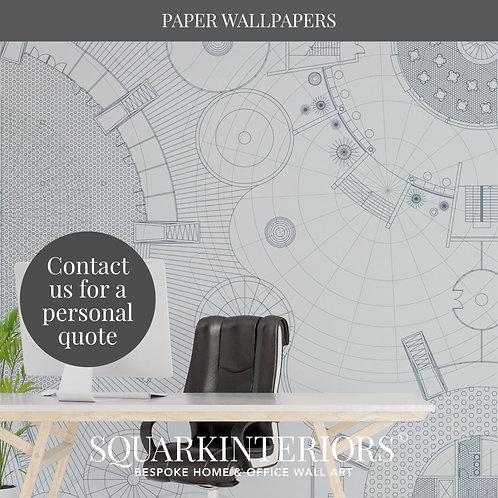 Blueprint Luxury Wallpapers