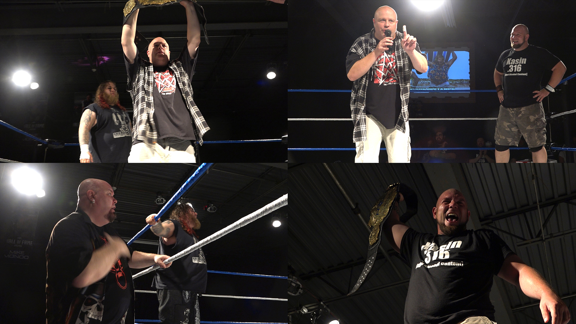 NYWC Championship