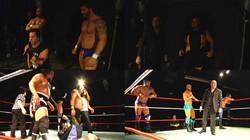 8-Man Tag Team Match
