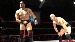 Tag Team Triple Threat Match