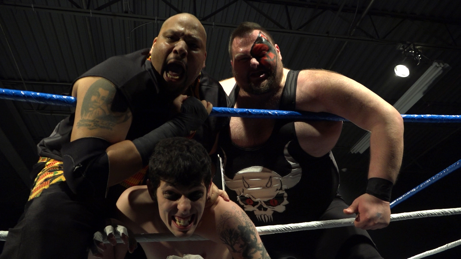 6-Man Tag Team Grudge Match