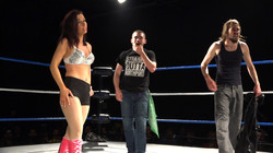 Mixed Tag Team Match