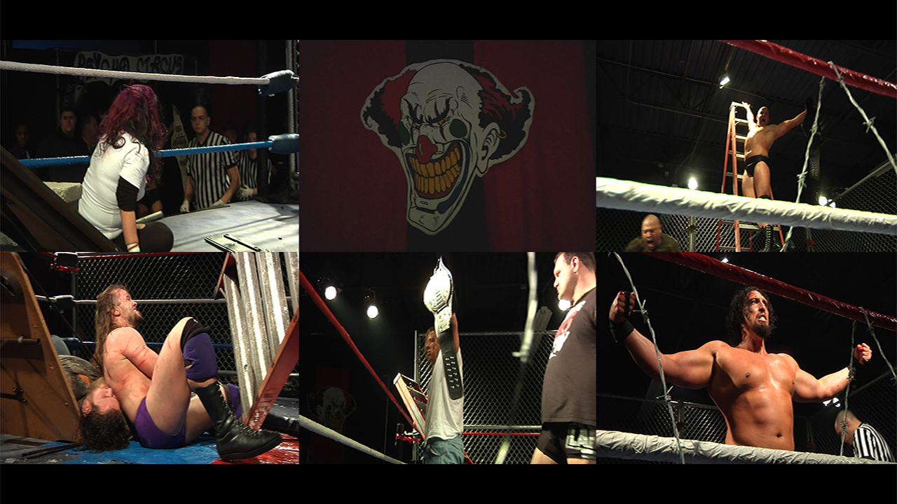 12th Annual Psycho Circus Match