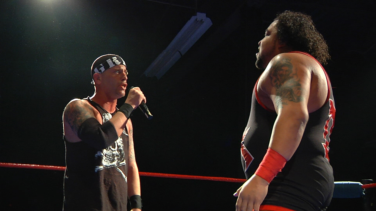 Triple Threat Match