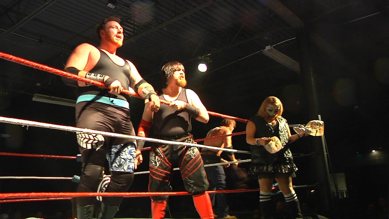 Tag Team Grudge Match