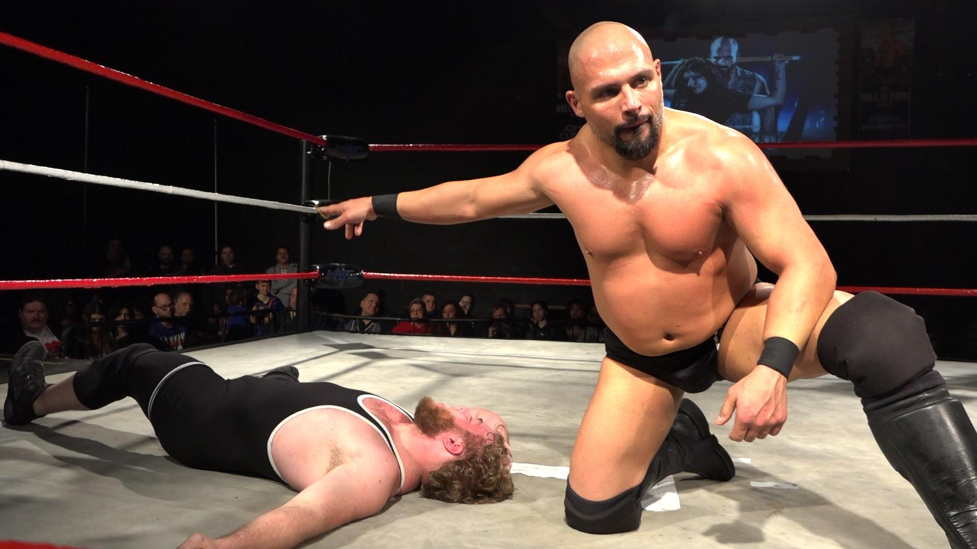 Eight Man Tag Team Grudge Match