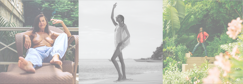 Icons of Mustique: The Making of Michael Orso's Debut Photography Show