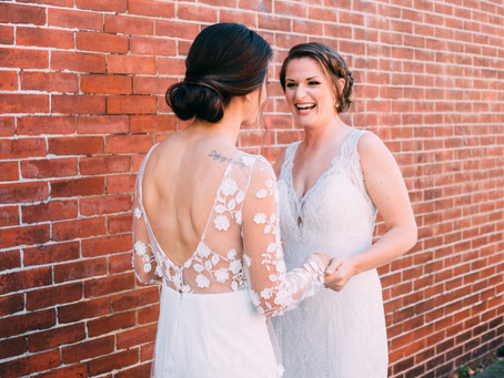 5 reasons to do a first look on your wedding day.