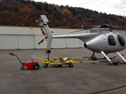 Multi-Mover XL35 Towing Helicopter