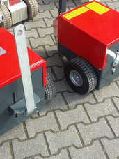 S15 Electric Tow Tug With Hitch