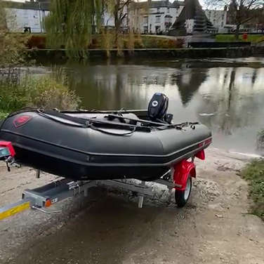 Shrewsbury Marine Boat and Trailer