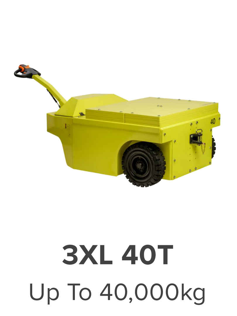 3XL40T Electric Tow Tug
