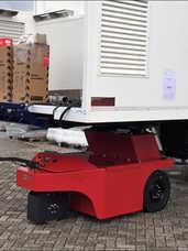 Multi-Mover 4XL80T Pulling Artic Trailer